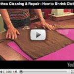 Thumbnail image for Adventures in Altertions: How to Shrink Clothing