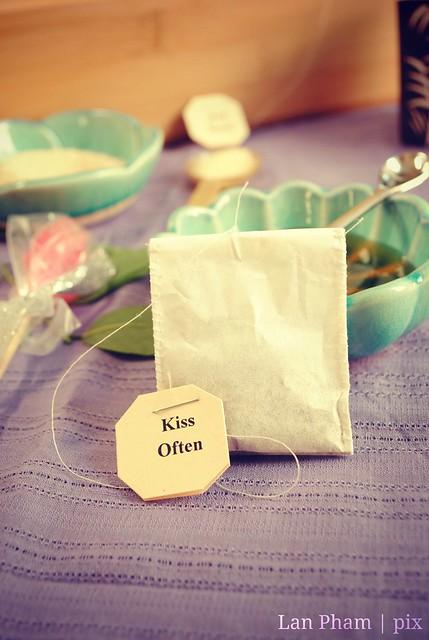 DIY Teabags