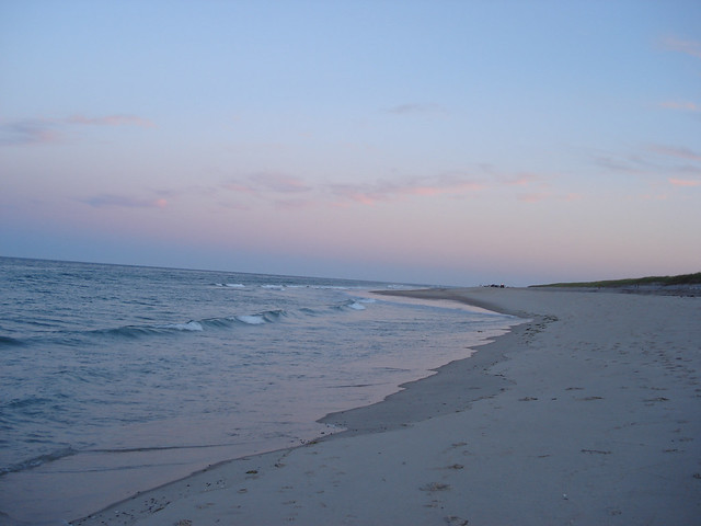 DUSK AT NAUSET BEACH ORLEANS, Credit: William DeSousa-Mauk