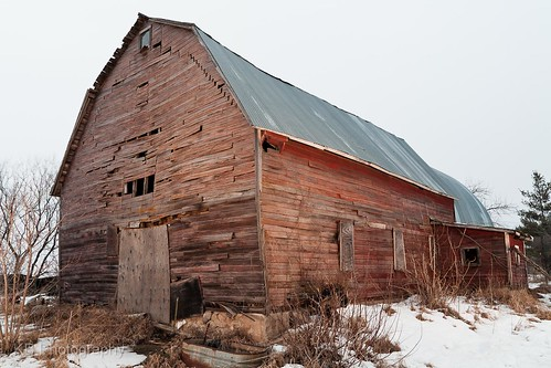 wood old winter red white snow cold building abandoned clouds barn rural landscape ancient flickr farm country peaceful weathered decrepit decaying dilapidated facebook