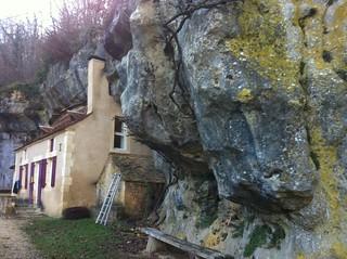 Dordogne Region, Les Eyzies, Grotte des Combarelles