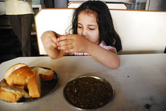 We Have Our Breakfast At Pahelvi Keema Brun and Mangola by firoze shakir photographerno1