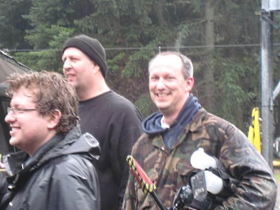 Ben Robb, Bob Fox et andrew Connell