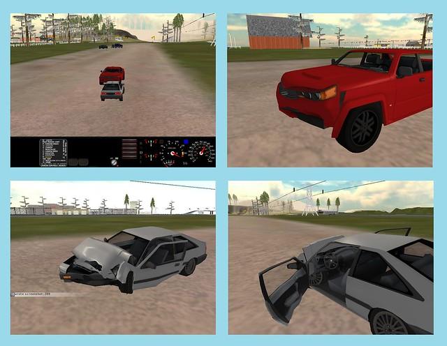 Car Accident: Car Accident Simulation Game