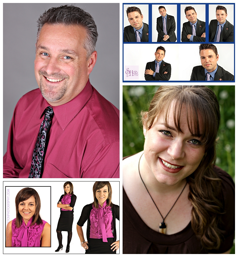 Calgary Headshots Photography
