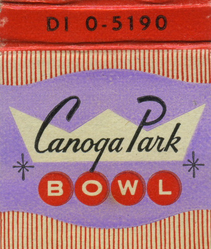 Canoga Park Bowl by jericl cat