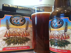 Eel River Brewing Company Amber Ale by BeerHyped.com
