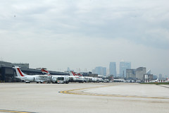 Airside, Apron at London City Airport (3)