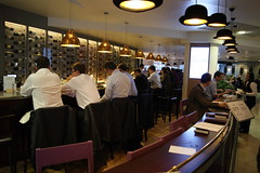 City Bar & Grill, Airside at London City Airport (3)