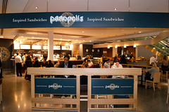 Panopolis, Landside at London City Airport (3)