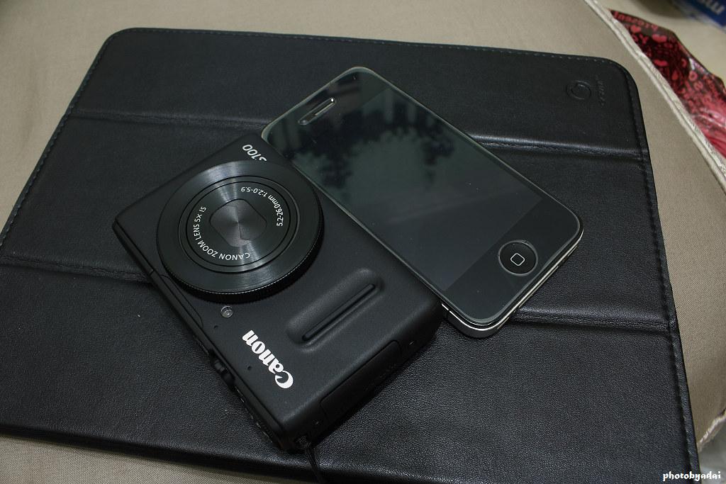 2012.3.11 S100 開箱 Unboxing_450D
