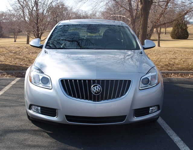 2012 Buick Regal eAssist 13
