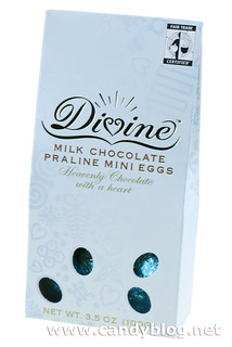 Divine Milk Chocolate Praline Mini Eggs