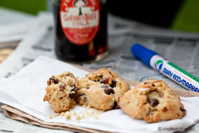 cookies and soda