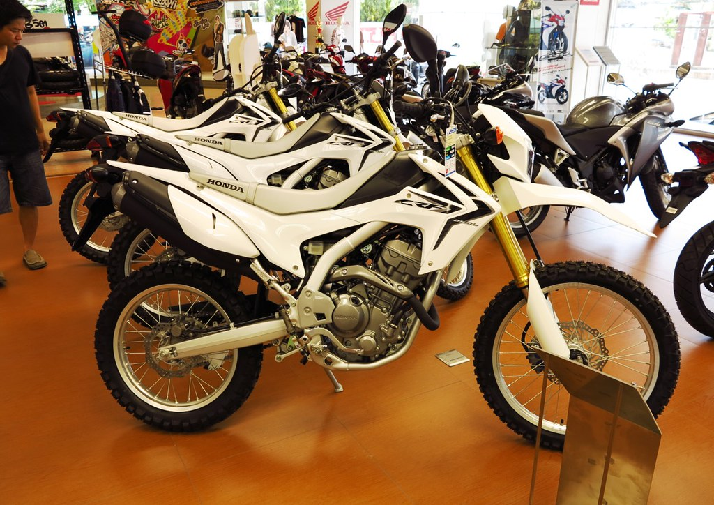 транспорт /мотоциклы /honda /honda crf 250l