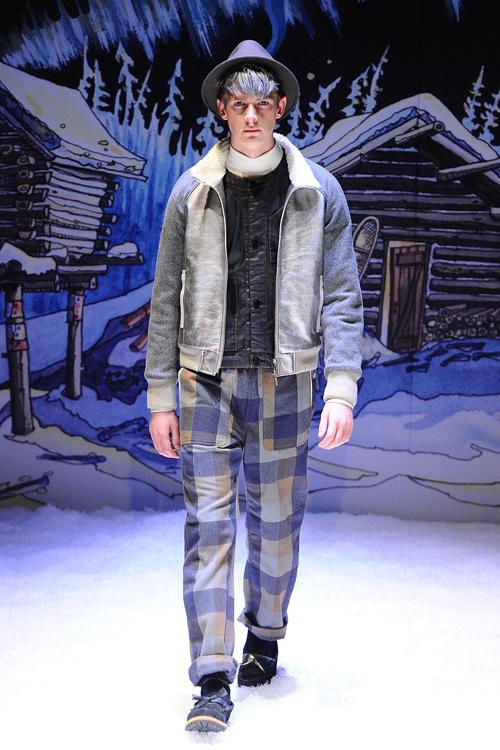 FW12 Tokyo FACTOTUM011(Fashion Press)
