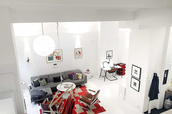 bright-color-accents-loft-apartment-stockholm-2
