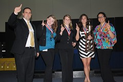Second Place State Winners! Video Production Team