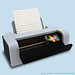 LEGO Printer (CMYK) by bruceywan