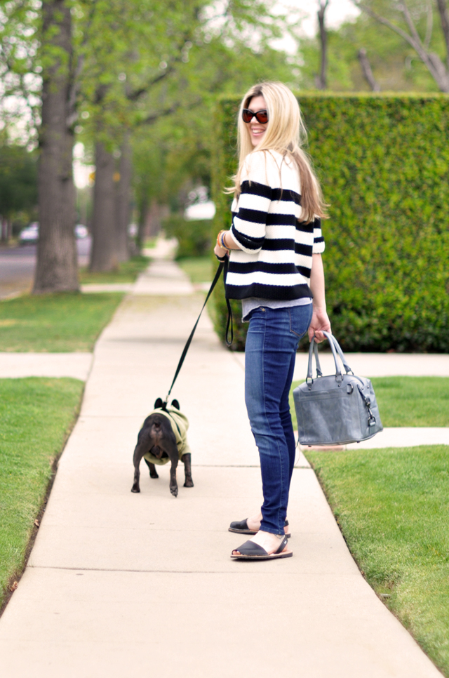 walking the dog every day easy outfit