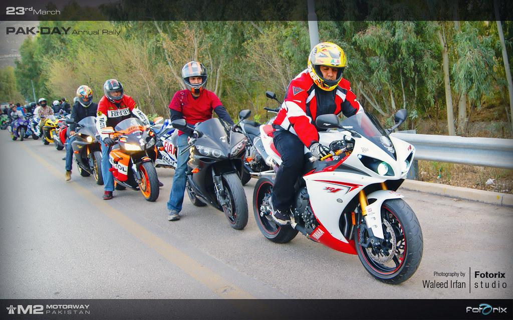 Fotorix Waleed - 23rd March 2012 BikerBoyz Gathering on M2 Motorway with Protocol - 7017514893 b719cfca92 b