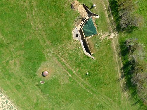 Site fortifié Hillman à Colleville-Montgomery (Calvados-FR)