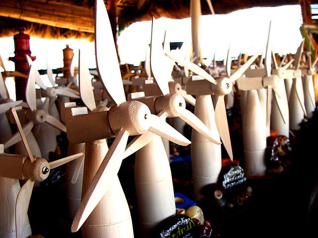 Ilocos Tour - Bangui Windmills