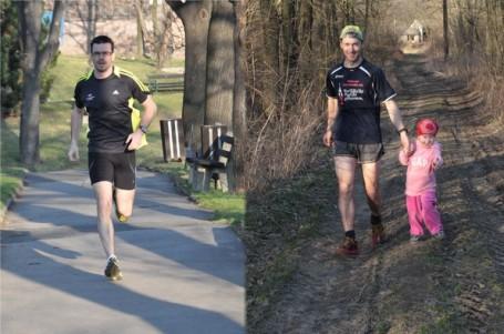 Dva běžci pro jeden maraton: Česko-americká tréninková šaráda