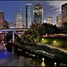 Nikon D800 Image Tests - Houston City Skyline