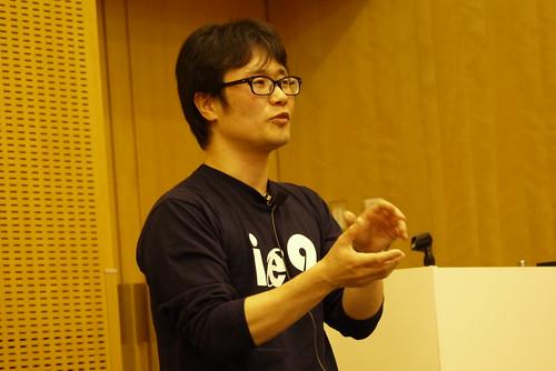 CSS Nite in NIIGATA, Vol.3 width Microsoft 物江さんセッション