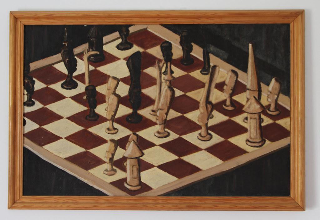Makonde Chessmen