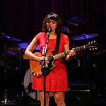Wed, 11/04/2012 - 8:36pm - Norah Jones live, broadcast on WFUV. April 11, 2012. Photo by Laura Fedele