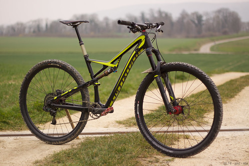 "Specialized Camber Expert EVO Carbon 29"" 2014"