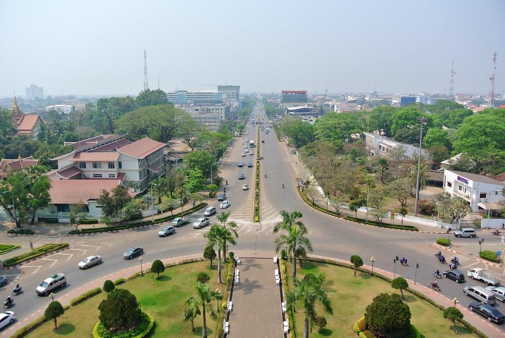 Vientiane, Laos. 16