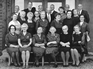 50-årskonfirmanter i Åsen (1967)