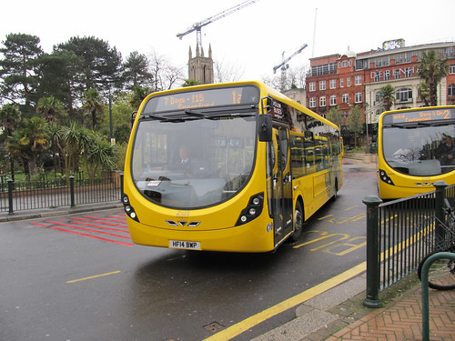 SC862 Yellow Buses
