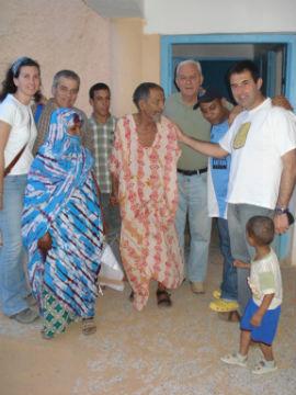 Cinco profesionales sanitarios de hospitales públicos jiennenses atenderán a pacientes en los campos de refugiados saharauis de Tindouf