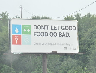 Don't Let Good Food Go Bad.