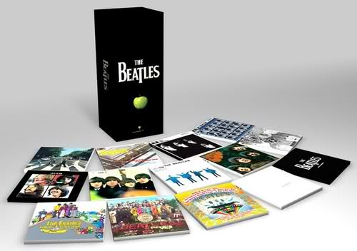 The Beatles - The Beatles Stereo Box Set (2009) [FLAC] {16CD