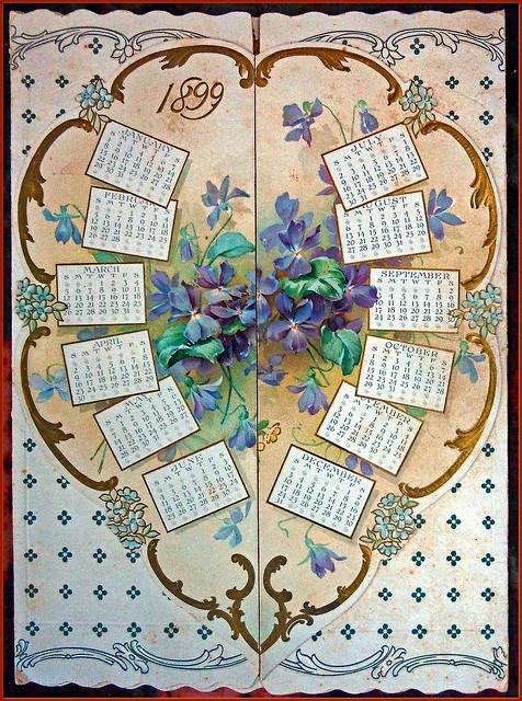 Vintage Calendar Art : Flickr the vintage calendar art pool
