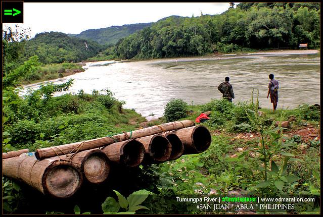 Tumungpa River: San Juan, Abra