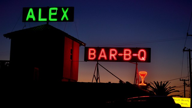 Alex Bar-B-Q