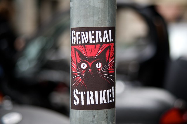 Geneva, 1 May 2014 (general strike)