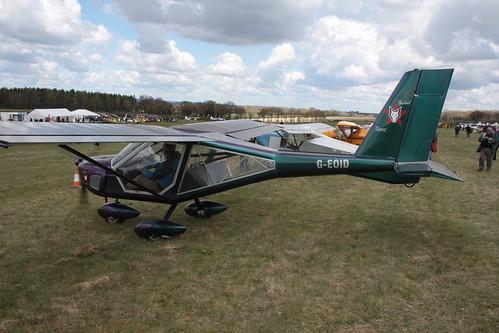 G-EOID Aeroprakt A22 Popham