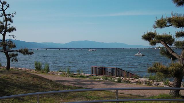 琵琶湖近江大橋