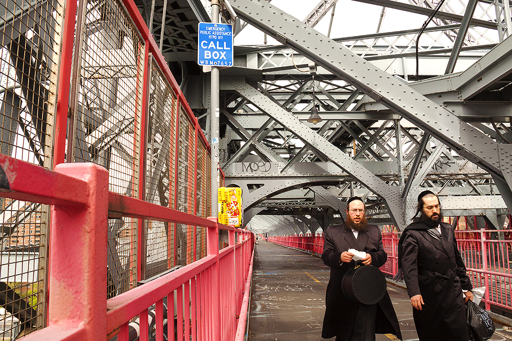 Williamsburg Bridge--Williamsburg