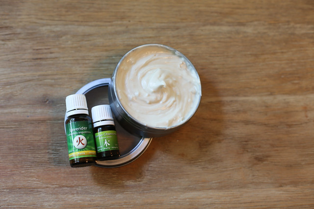 Super simple 2 ingredient Body Butter recipe. Can be made within minutes.