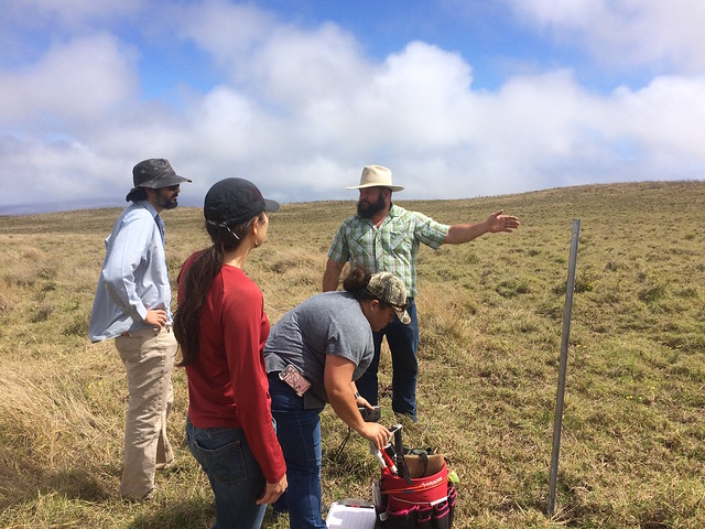 Collaborative Grazing Study - Second Field Day 5/11/16