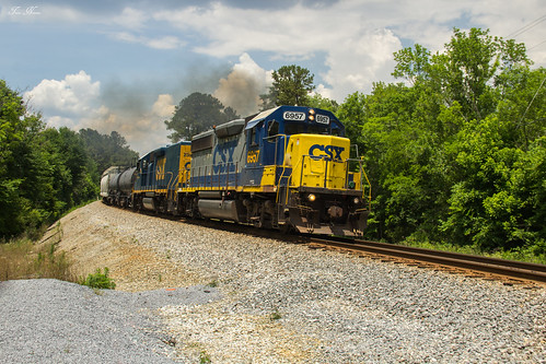 CSX A718-03 at Fairmont OOC 400.11
