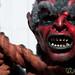 Carnaval Devil Costume - San Martin Tilcajete, Mexico
